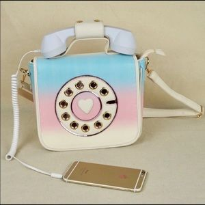 Telephone Crossbody Bag